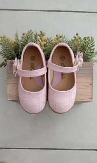 Kikilala Baby Girl Pink Shoes #letgo80