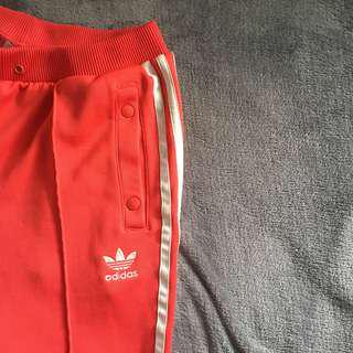 Pink Adidas Pants