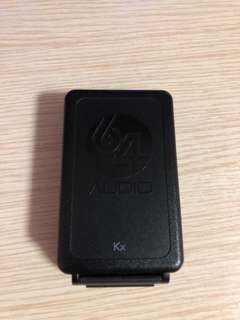 64 Audio IEM Case