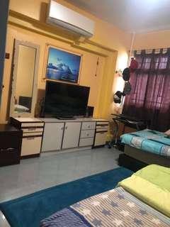 Master bedroom(twin sharing>