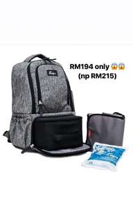 Cooler Bag & Diaper Bag