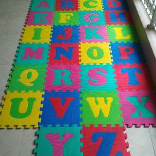 Kid's ABC Play Mat