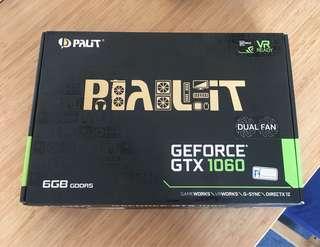 Nvidia gtx1060 6gb