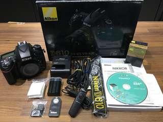 🚚 Nikon D610 Body 單機身 / 公司貨