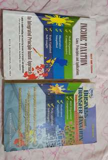 Taxation Books
