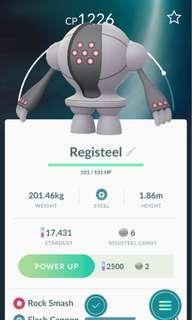 Pokemon Go Registeel Raid