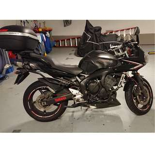 Urgent Sale: 2009 Yamaha FZ6-SA Sports Bike