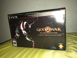 God Of War 3 Ultimate Edition