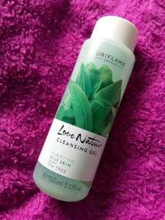 Oriflame Love Nature Oily Skin