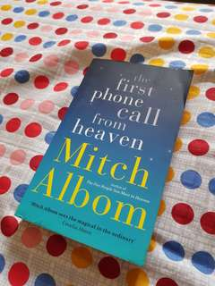 Mitch Albom & Dan Brown books