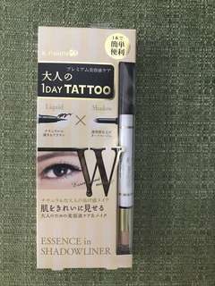 K-palette 1day tattoo Essence in Shadow Liner