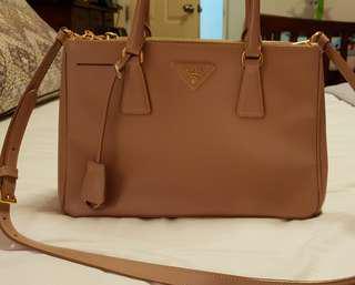 Prada Saffiano Bag small size