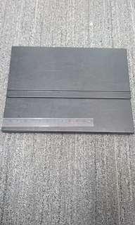 Portable slides or portolio presentor