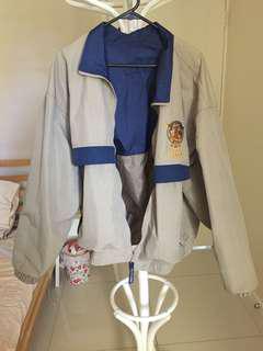 Vintage Bomber Jacket Turn Uni 6-14 // Glue Store // Universal Store // Zara // Cotton On // Dr Martens // Levi's // City Beach // Thrills