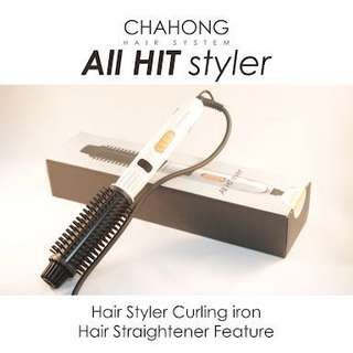 Catokan hair system all hit styler chahong
