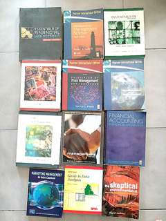 Management Accounting Books