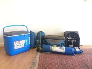 Full camping kit