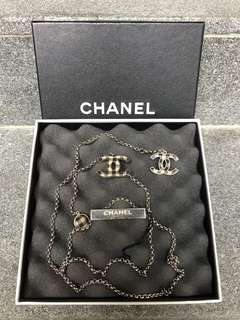 Authentic Chanel Chain Belt