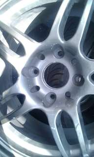 16 inch Sport Rim with 8 holes