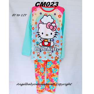 (Nett Price) Hello Kitty Sleepwear CM023