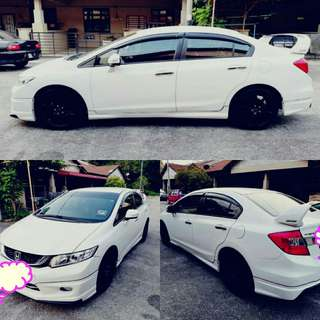 Honda Civic FB 2.0 2015 full spec SAMBUNG BAYAR