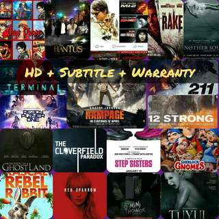 PENDRIVE MOVIES ANDROID, IPHONE