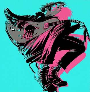 Gorillaz - The Now Now LP Vinyl