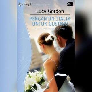 Ebook Pengantin Italia Untuk Gustavo