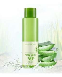 Nature Republic Toner Aloe Vera 90%