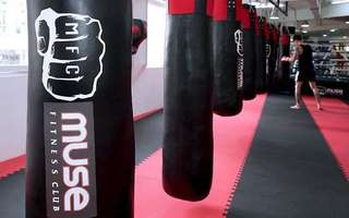 Pay only $28 for 4 classes of 90-minute Muay Thai at Muse Fitness (2 x vouchers)