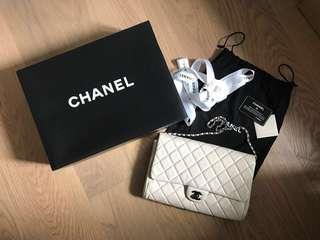 Chanel classic CC logo flap shoulder bag 上膊袋 SALE