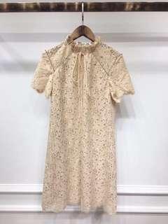 BN authentic Maje lace dress