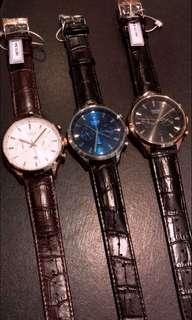 titus鐵達時藍寶石鏡面錶款