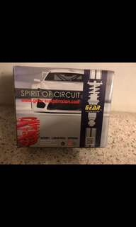 Honda city 2009-2014 sport springs