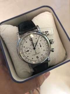 titus鐵達時機械錶