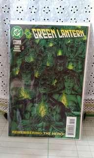 Vintage DC 1996 Green Lantern #81 Remembering The Hero.