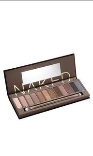 *AUTHENTIC* Naked Eyeshadow Palette