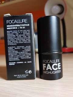 Focallure Face Highlighter (01 Silver)
