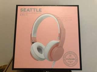 Urbanista Seattle 頭戴式藍牙耳機