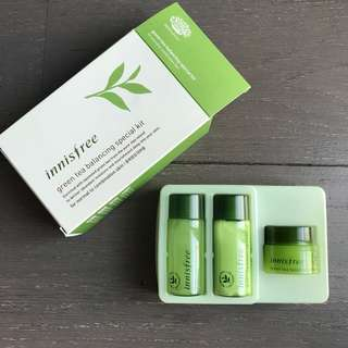 Green Tea Balancing Special Kit