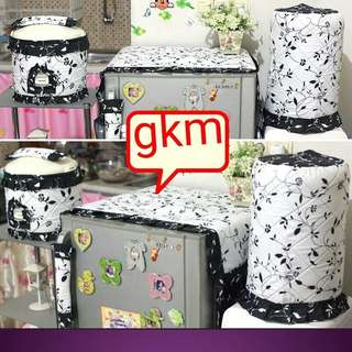 Set GKM (sarung galon,kulkas,magic com)/Kitchen set/home set