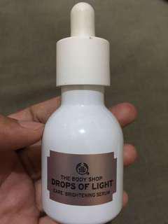 Care brightening serum