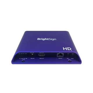 BrightSign HD223 Network Interactive HD Digital Media Player