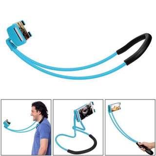 Lazy Pod Neck Mobile Phone Holder
