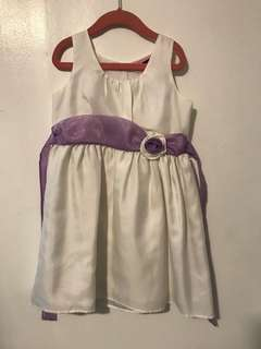 White Dress for kids