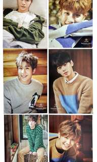 ASTRO Autumn story poster official ready stock