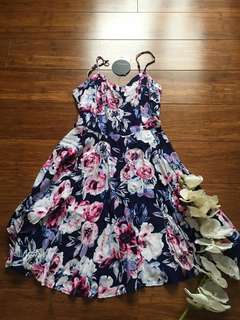 Brand new! Cotton On Floral Dress