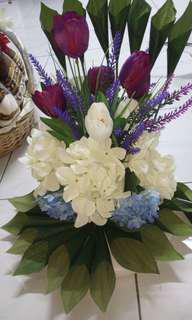 Gubahan Artificial Flowers