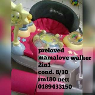 Mama Love 2in1 Walker