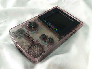 Atomic Purple Nintendo Gameboy Color GBC